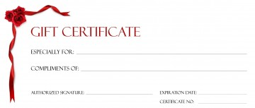 001 Beautiful Free Printable Template For Gift Certificate Sample  Voucher360