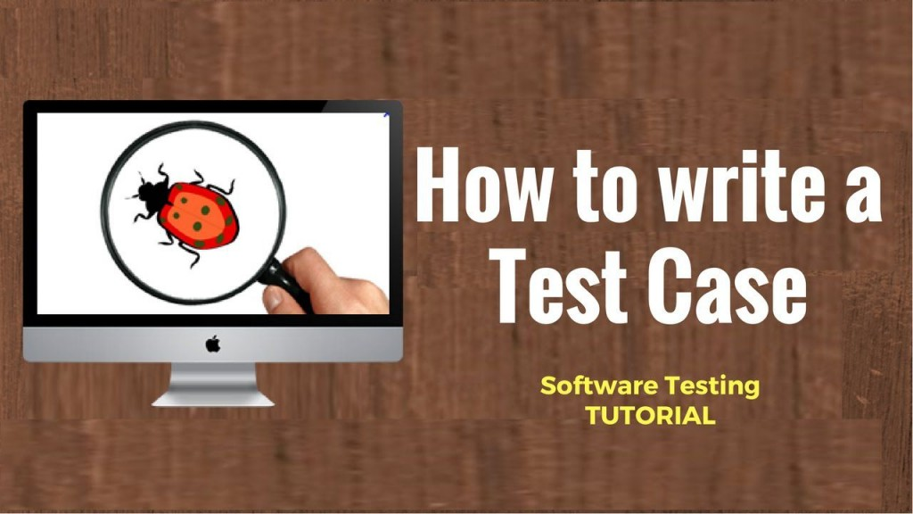 001 Beautiful Simple Software Test Plan Example Photo  TemplateLarge