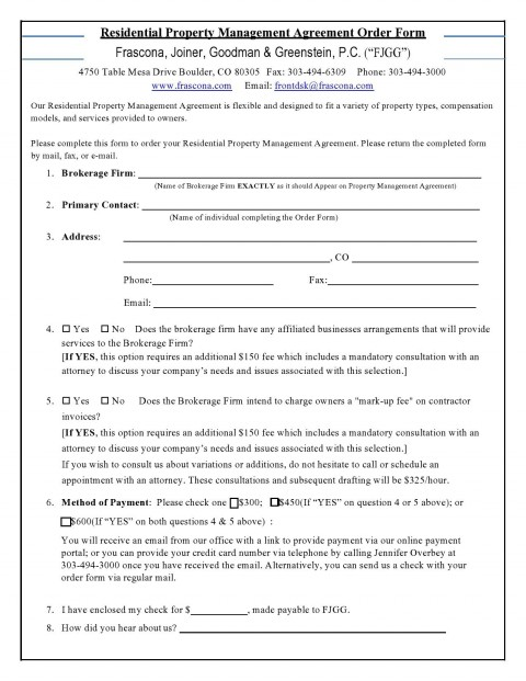 001 Best Commercial Property Management Agreement Template Uk Photo 480