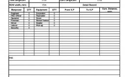 001 Best Construction Daily Report Template Highest Clarity  Free Excel Work Format