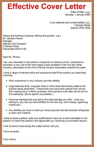 001 Best Cover Letter Writing Sample Highest Clarity  Example For Content Job Resume320