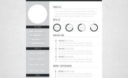 001 Best Creative Resume Template Freepik Photo