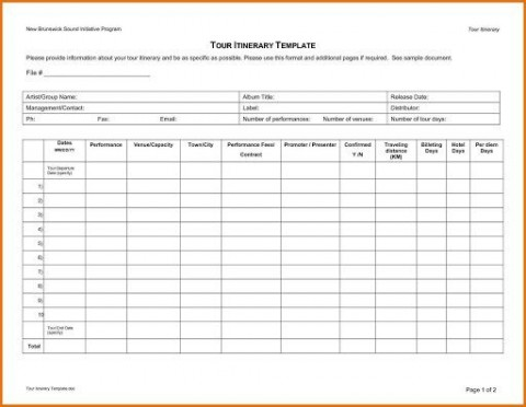 001 Best Event Budget Template Excel Image  Download 2010 Planner480