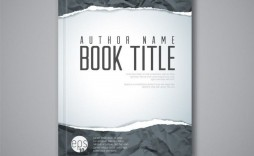 001 Best Free Download Book Cover Design Template Psd Inspiration
