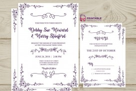 001 Best Free Download Wedding Invitation Maker Software Design  Video For Window 7 Card