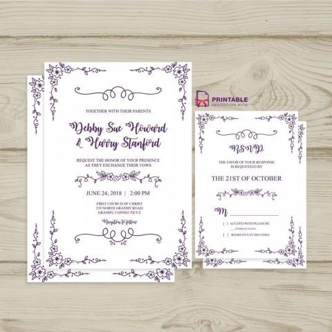 001 Best Free Download Wedding Invitation Maker Software Design  Video For Window 7 Card480