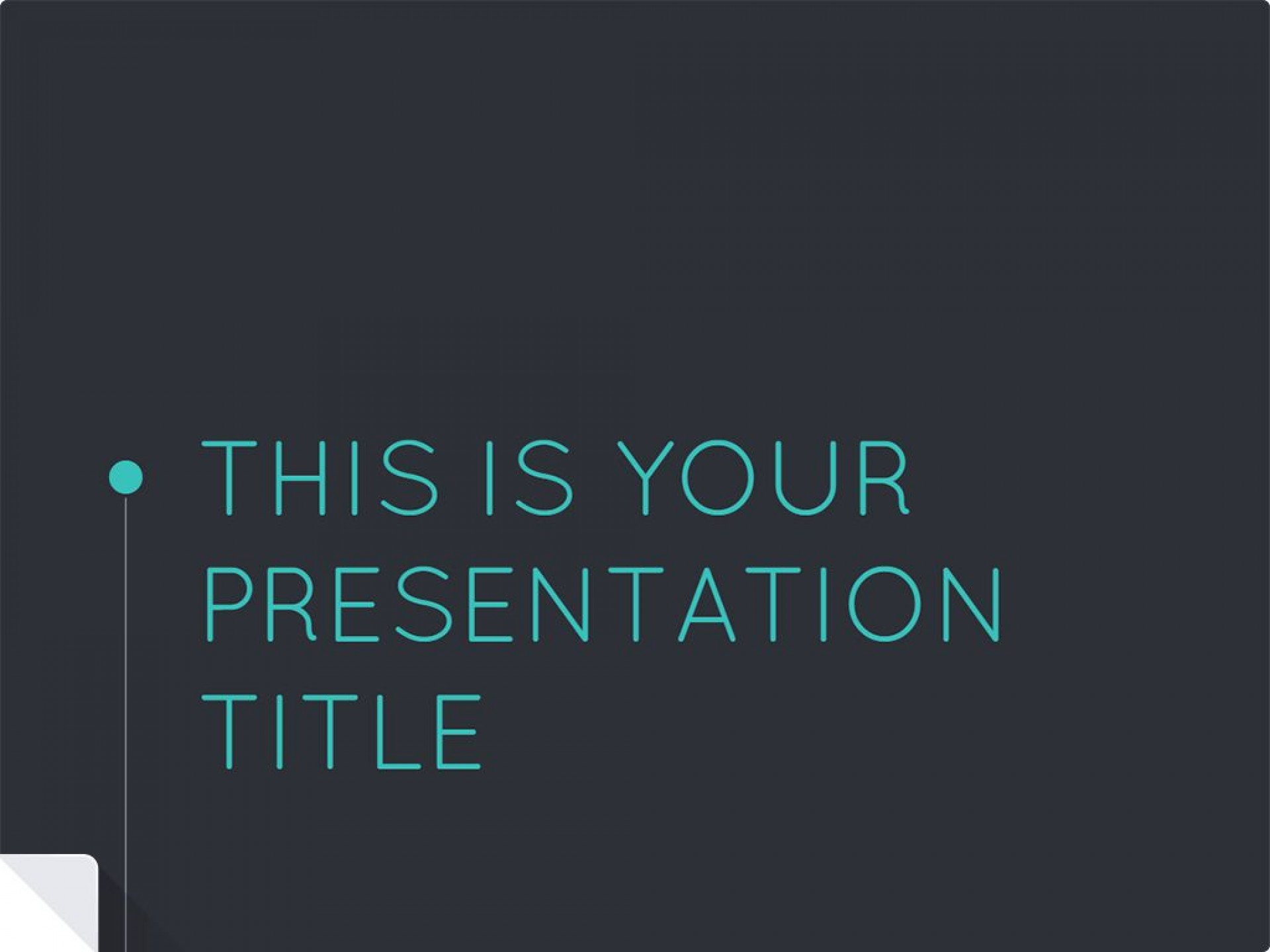 001 Best Google Doc Powerpoint Template Highest Clarity  Templates Presentation1920
