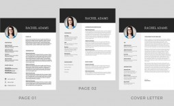 001 Best Resume Template Word Free Image  Download India 2020
