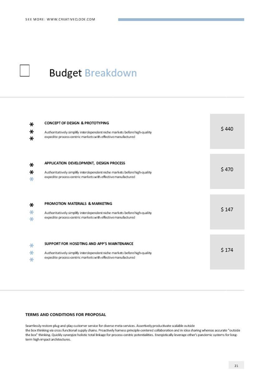 001 Best Simple Busines Proposal Template Inspiration  Example Word Doc Basic Plan FreeFull