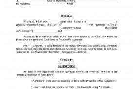 001 Breathtaking Buy Sell Agreement Llc Sample High Resolution