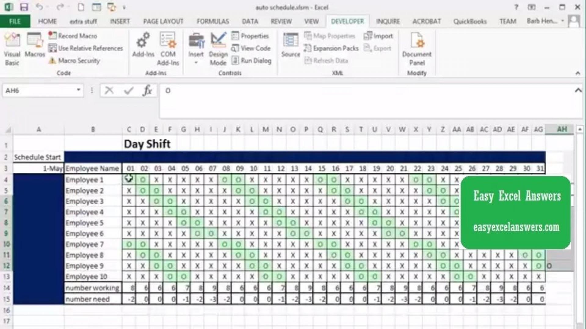 001 Breathtaking Excel 24 Hour Shift Schedule Template Design 1920