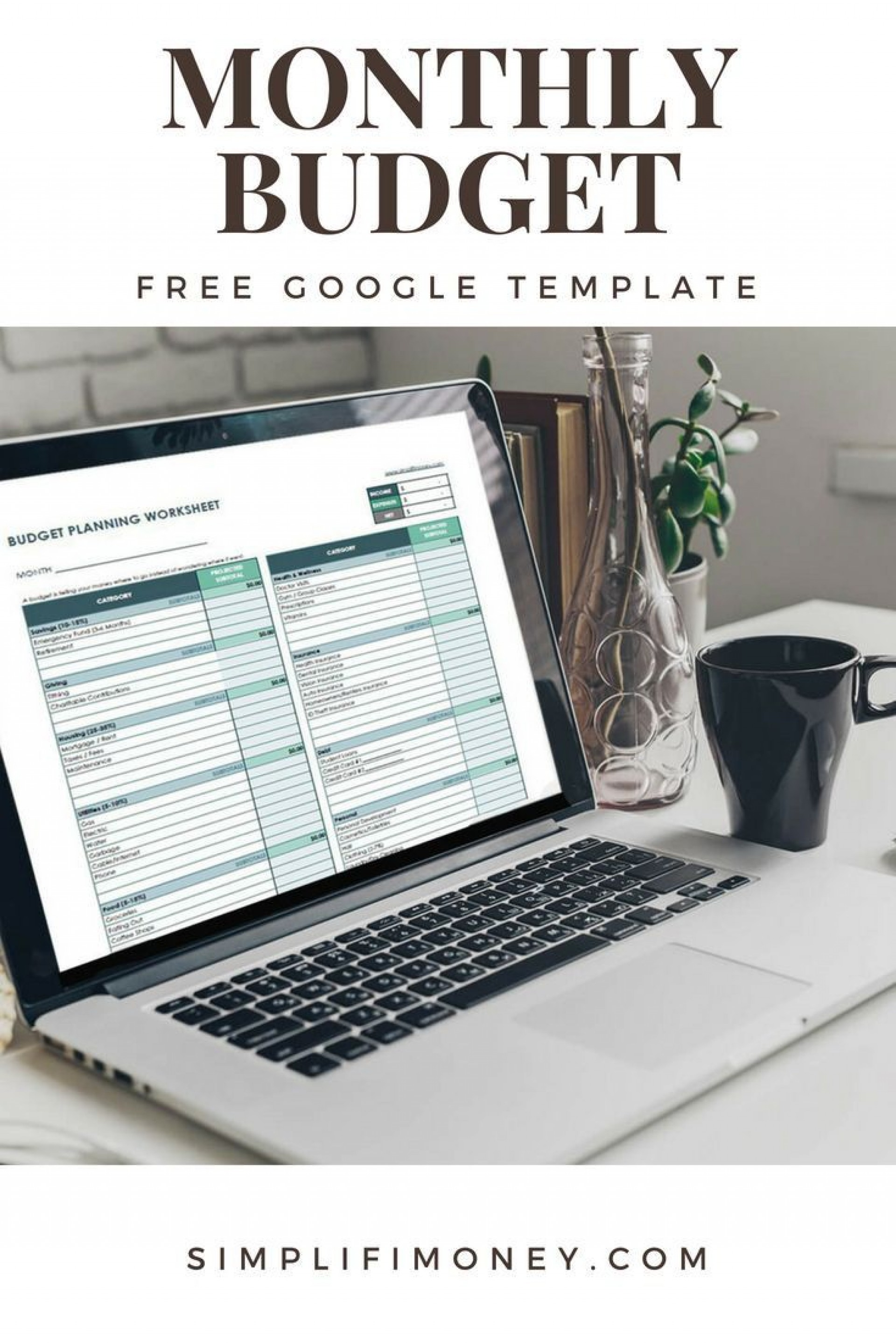001 Breathtaking Free Monthly Budget Template Google Doc High Def  Docs1920