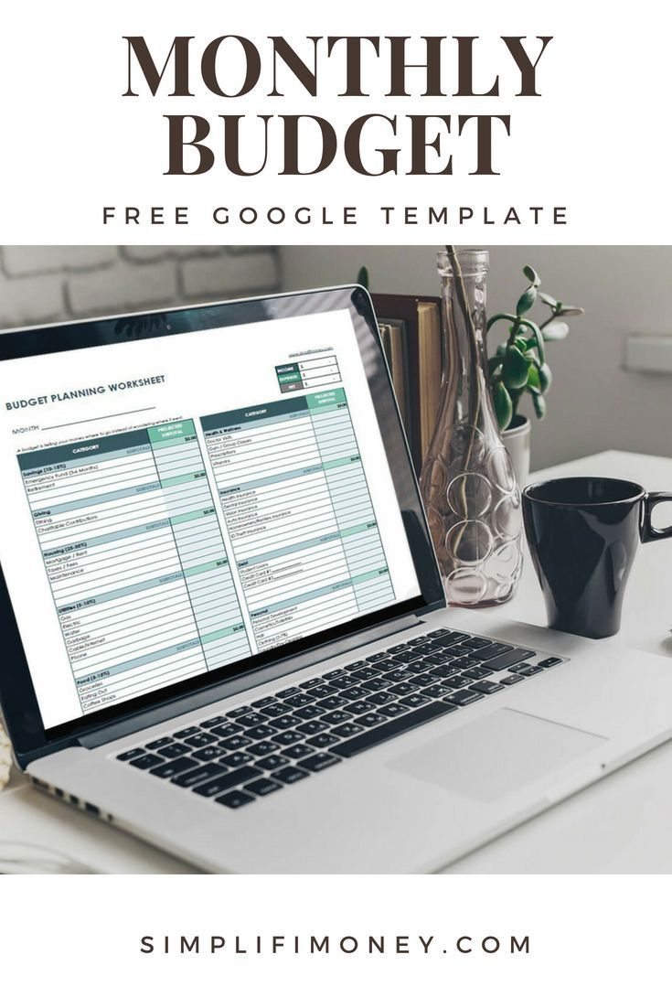 001 Breathtaking Free Monthly Budget Template Google Doc High Def  DocsFull
