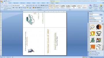 001 Breathtaking Microsoft Word Card Template Sample  Birthday Download Busines Free360