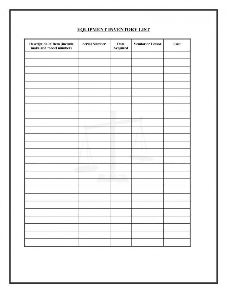001 Breathtaking Office Supply Inventory Template Design  List Excel Medical728