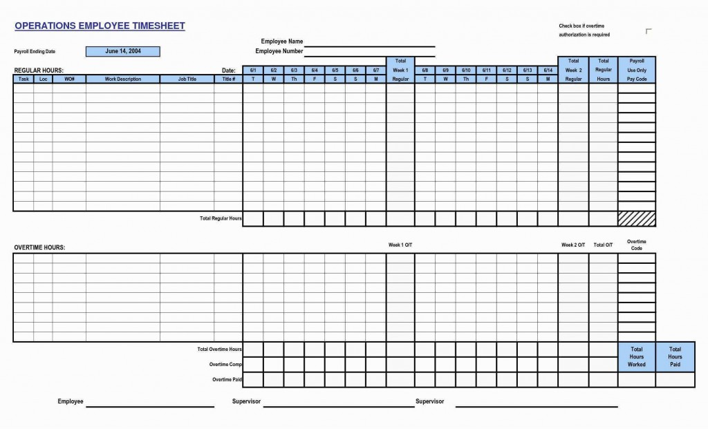 001 Breathtaking Operation Employee Time Card Excel Template Highest Quality Large
