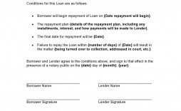001 Breathtaking Simple Family Loan Agreement Template Australia Picture