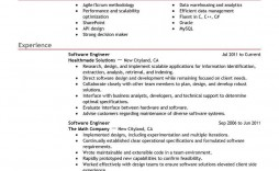 001 Breathtaking Software Engineer Resume Template High Resolution  Word Format Free Download Microsoft