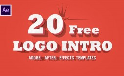 001 Dreaded After Effect Logo Animation Template Free Download High Def  Photo Text 2d