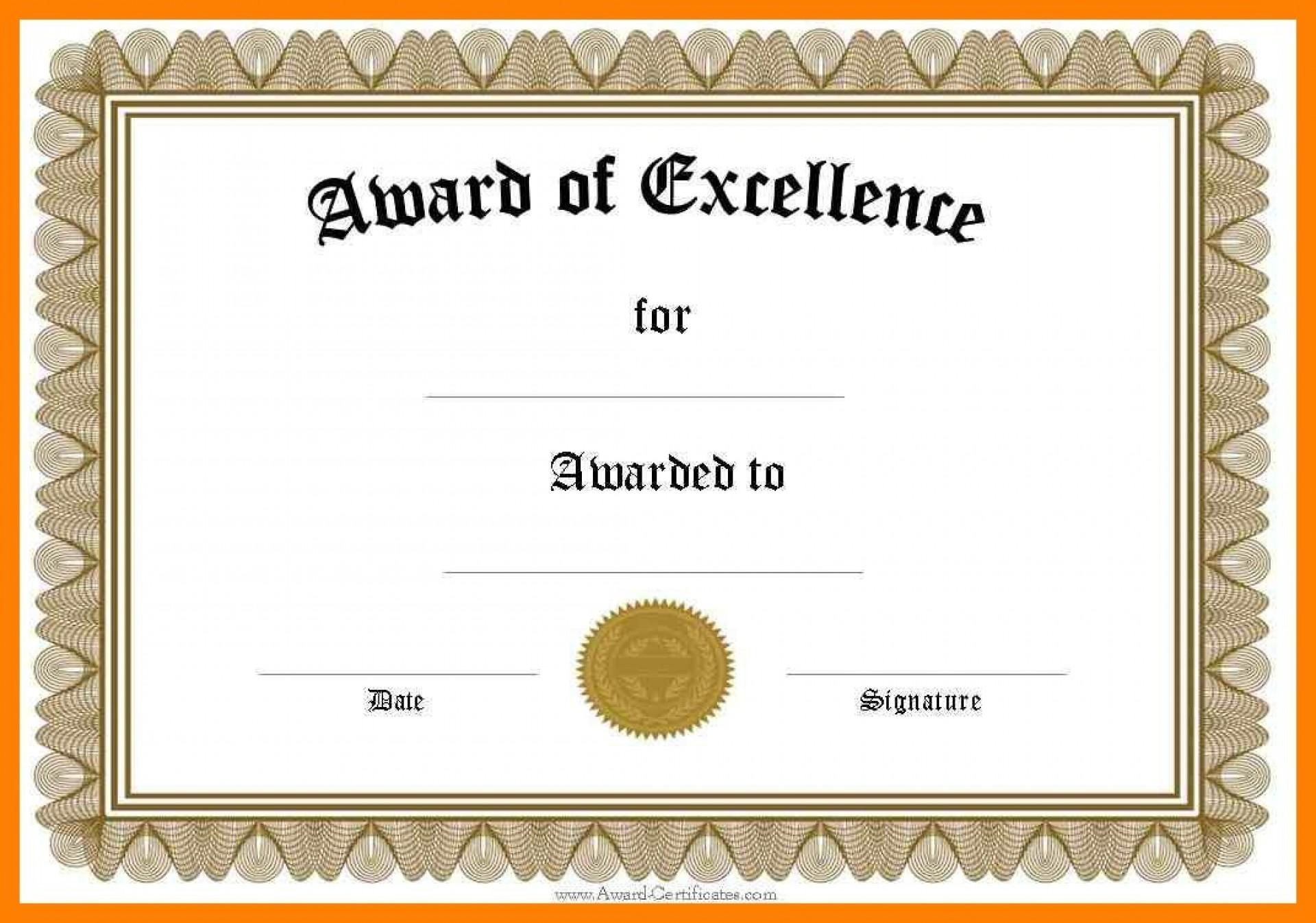 001 Dreaded Blank Award Certificate Template Example  Printable Math Editable Free1920