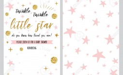 001 Dreaded Free Baby Shower Invitation Template High Definition  Printable Editable Microsoft Word To Print
