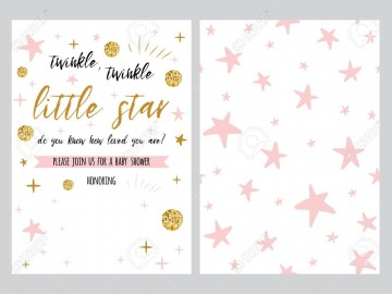 001 Dreaded Free Baby Shower Invitation Template High Definition  Printable For A Girl Microsoft Word360