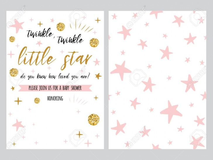 001 Dreaded Free Baby Shower Invitation Template High Definition  Printable For A Girl Microsoft Word728