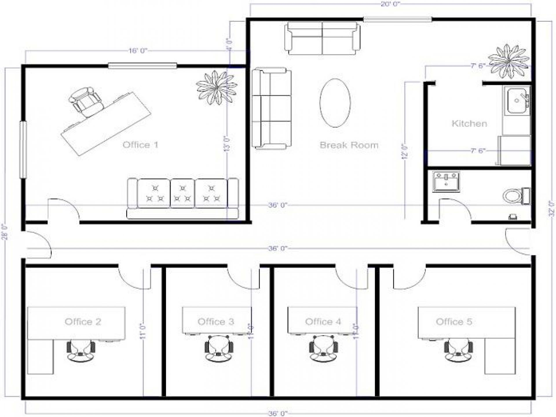 001 Dreaded Free Floor Plan Template High Def  Excel Home House SampleFull