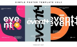 001 Dreaded Free Photoshop Poster Design Template High Resolution