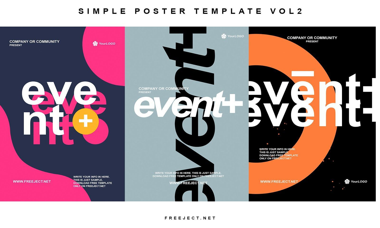 001 Dreaded Free Photoshop Poster Design Template High Resolution Full