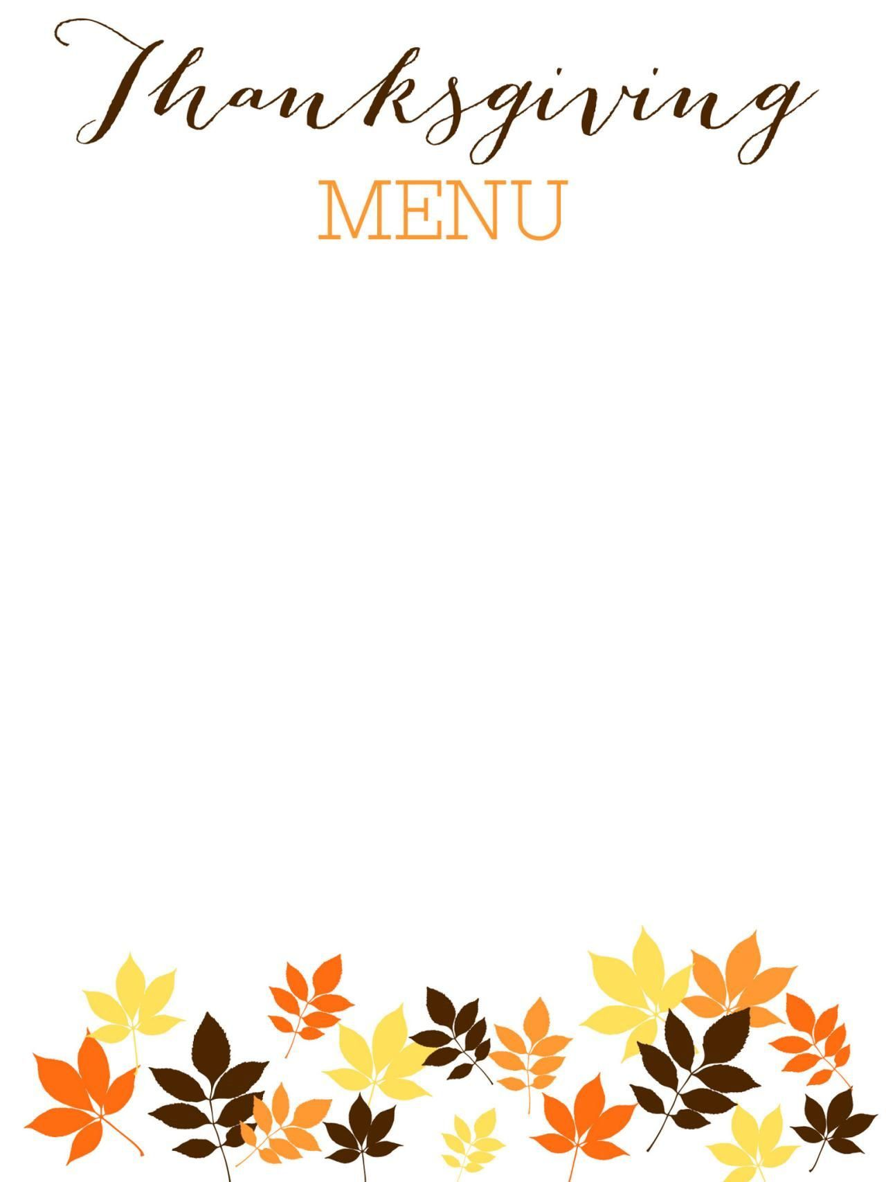 001 Dreaded Free Thanksgiving Invitation Template High Definition  Templates Printable Dinner Download PotluckFull