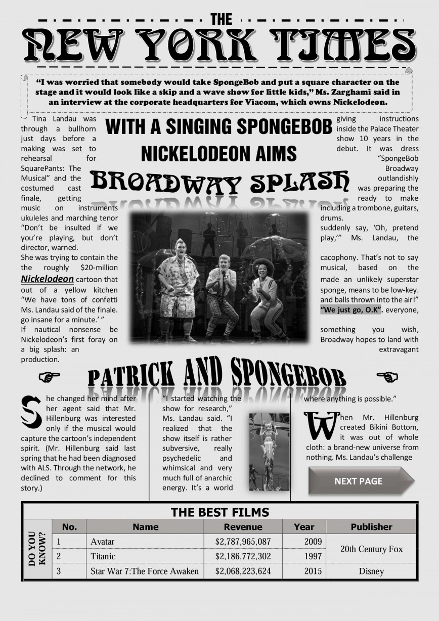 001 Dreaded Microsoft Word Newspaper Template Sample  Vintage Old Fashioned868