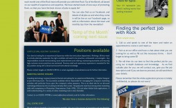 001 Dreaded Microsoft Word Template Newsletter High Resolution  Free Download M Email
