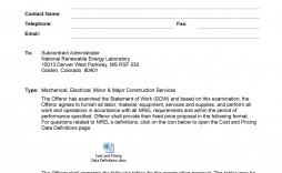 001 Dreaded Request For Proposal Template Construction Image  Rfp Residential
