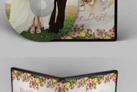 001 Dreaded Wedding Cd Cover Design Template Free Download High Definition