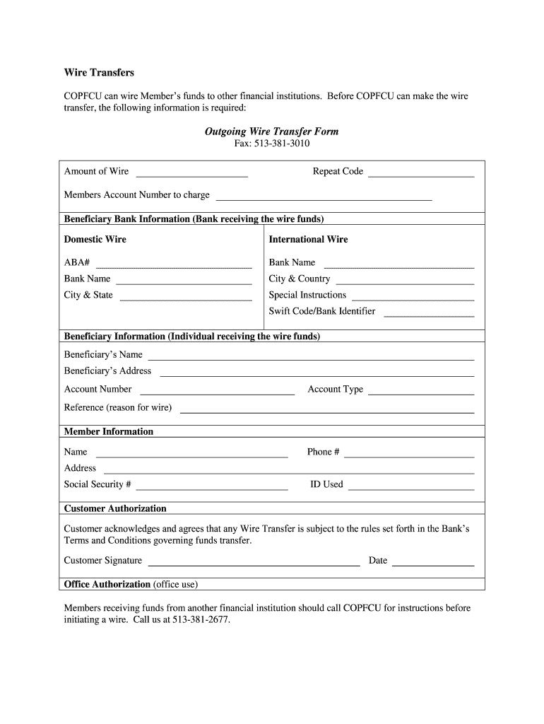 001 Dreaded Wire Transfer Instruction Template High Def  Request Form Chase InternationalFull