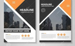 001 Excellent Brochure Template For Wordpad Image  Free