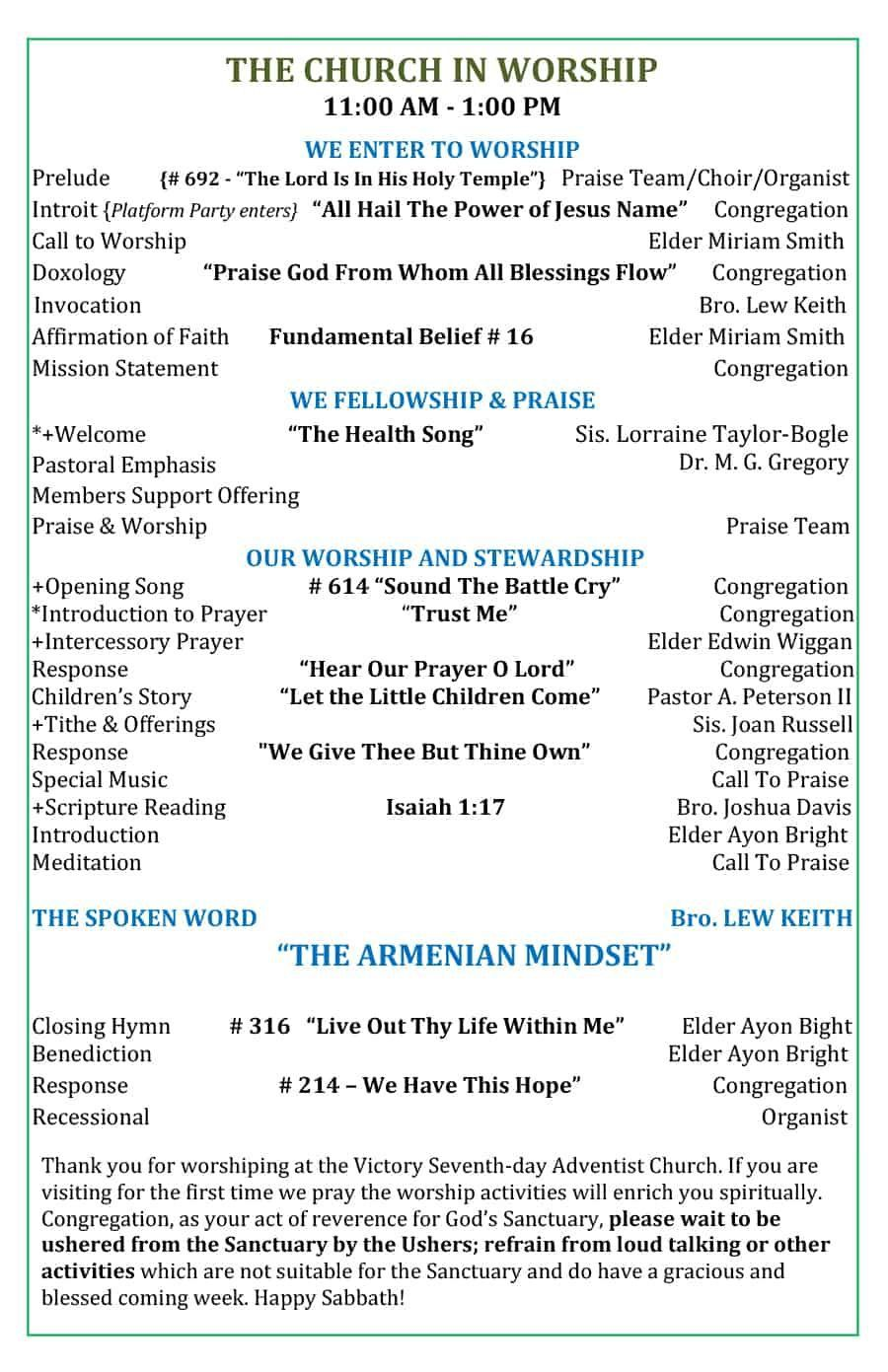 001 Excellent Free Church Program Template Download Concept  DownloadsFull