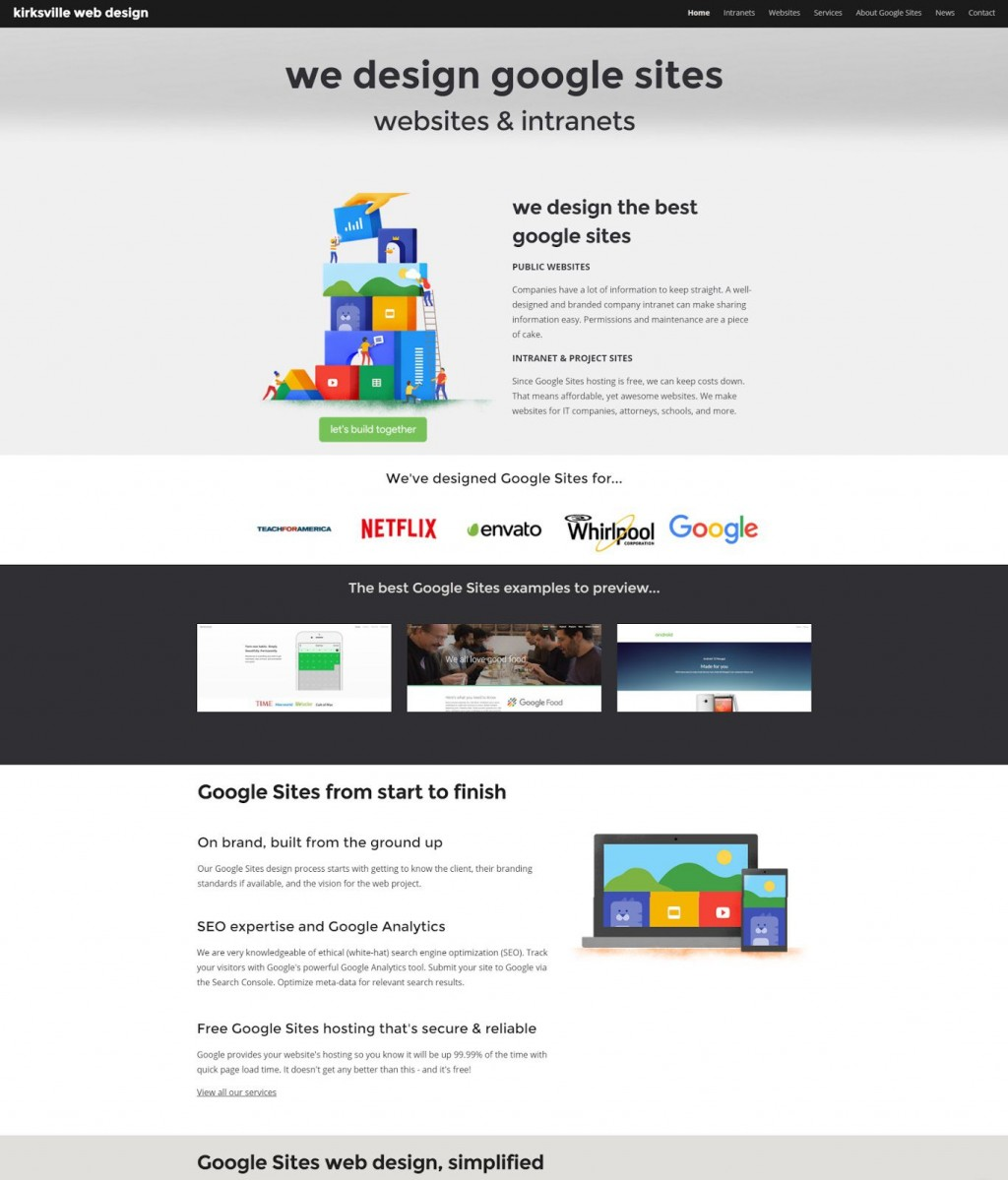 001 Excellent Free Google Site Template High Resolution  Templates Download New 2020Large