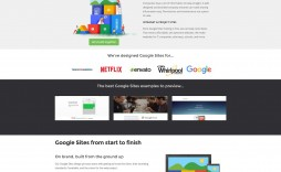 001 Excellent Free Google Site Template High Resolution  Templates Download New 2020