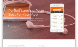001 Excellent Free Mobile Website Template Highest Quality  Templates Phone Download Responsive Friendly