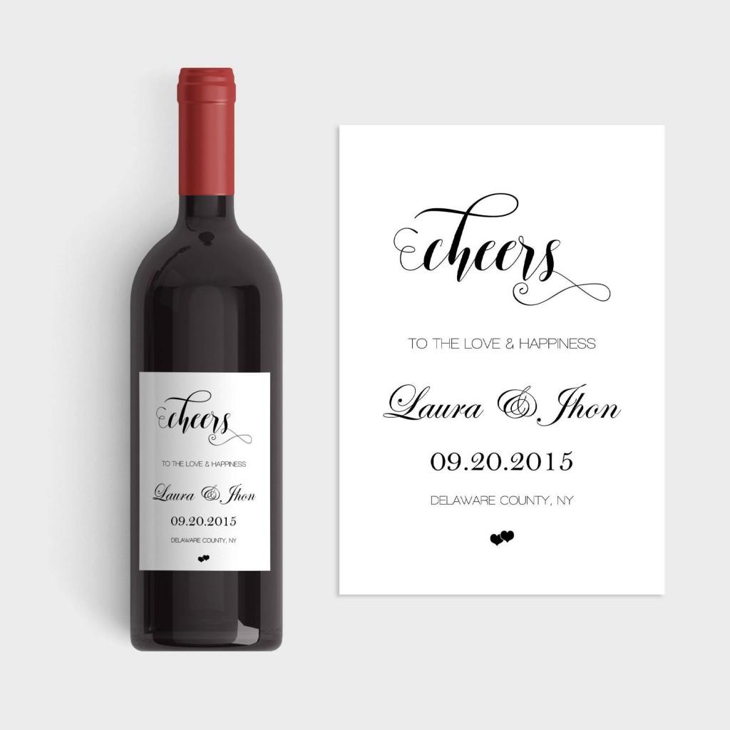 001 Excellent Free Wine Label Maker Template Image  TemplatesLarge