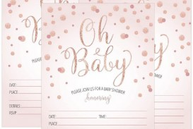 001 Exceptional Baby Shower Invitation Girl Printable Inspiration