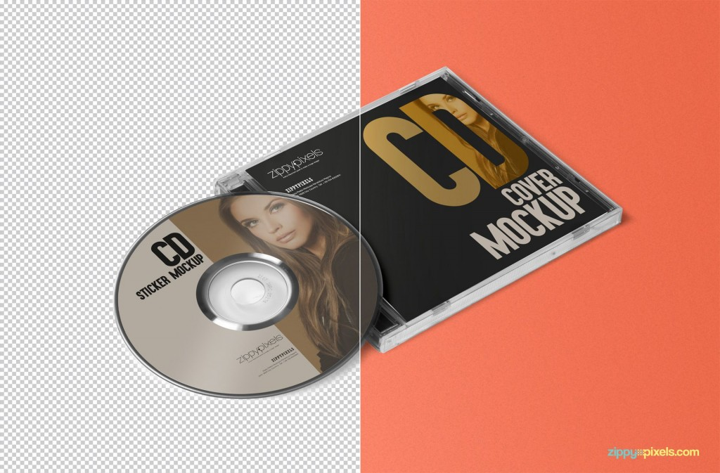 001 Exceptional Cd Label Design Template Free Download Concept  Cover PsdLarge