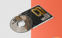 001 Exceptional Cd Label Design Template Free Download Concept  Cover Psd