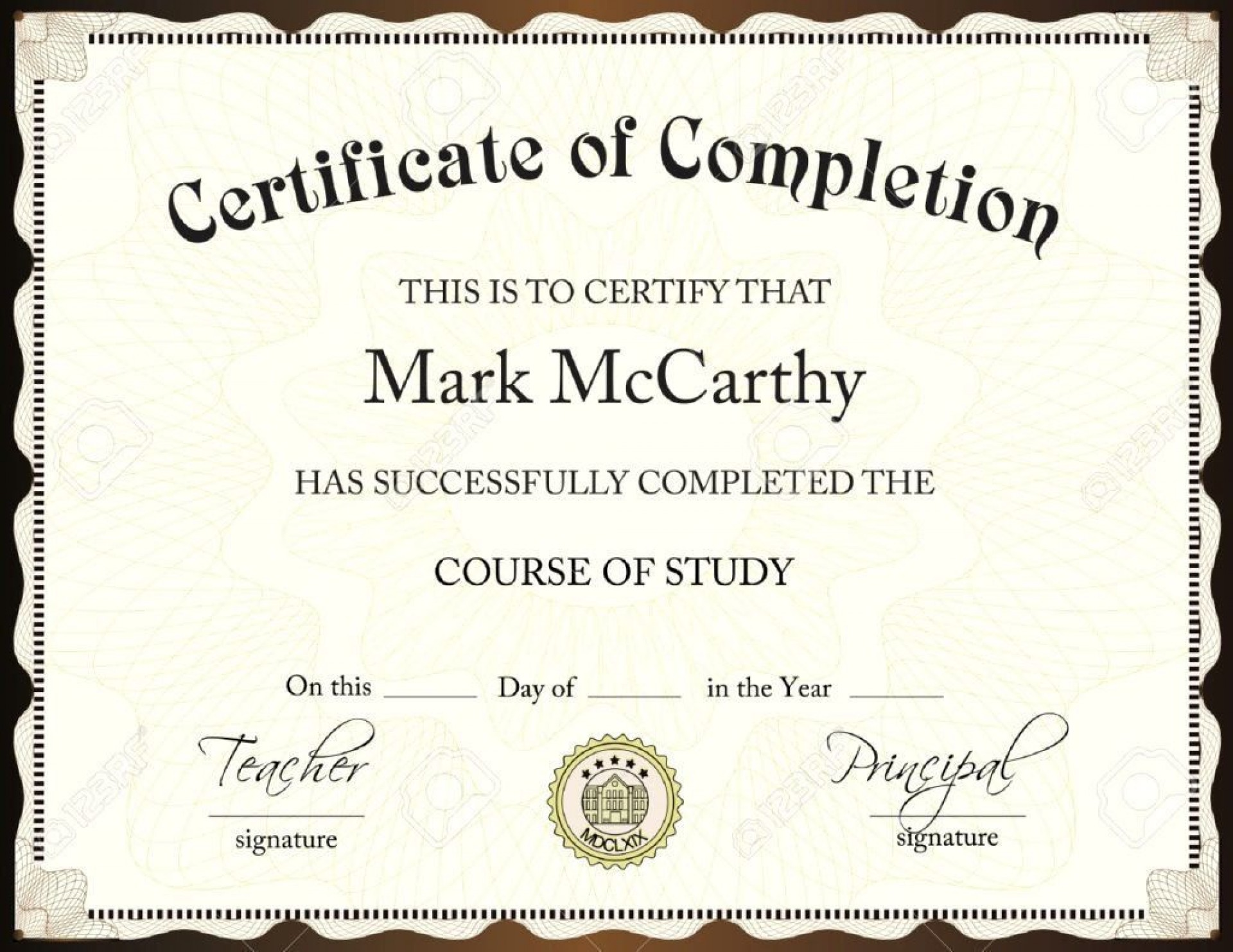 001 Exceptional Certificate Of Award Template Word Free Idea 1920