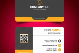 001 Exceptional Download Busines Card Template Concept  For Microsoft Publisher Adobe Illustrator Visiting Psd