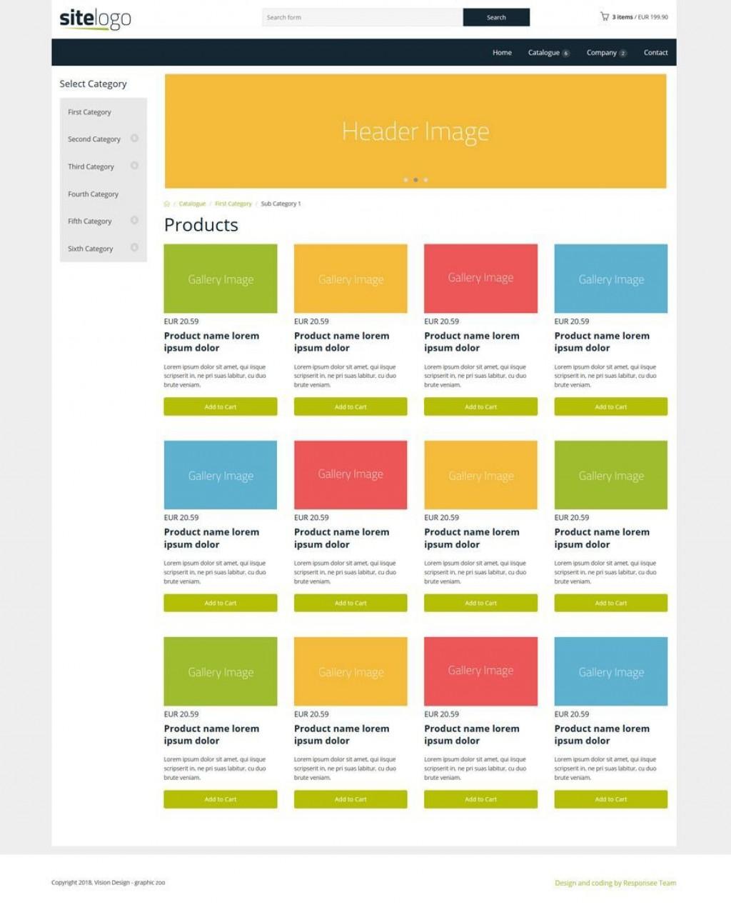001 Exceptional Free Html Template Download For Online Shopping Website Design  WebsitesLarge