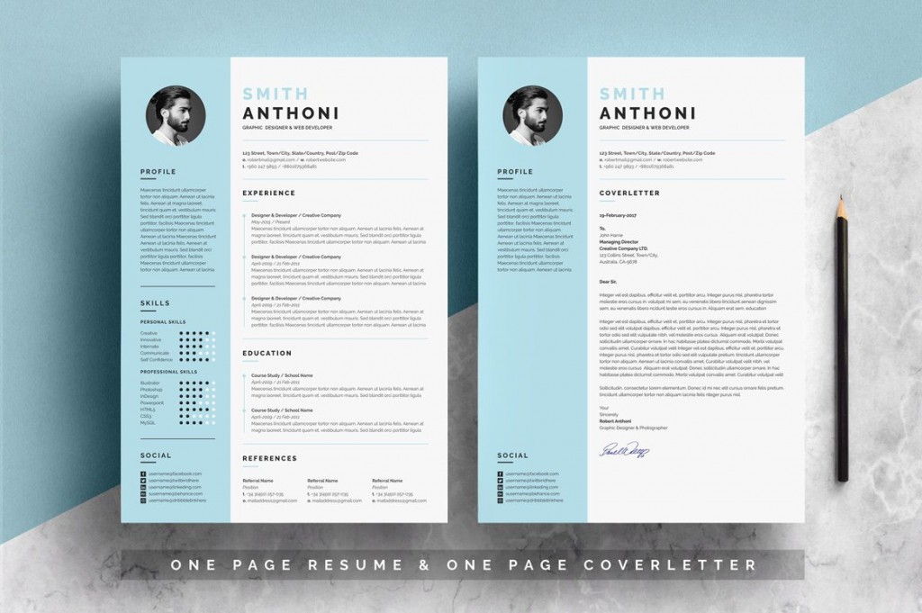 001 Exceptional Free Resume Template For Page Highest Clarity  Pages Apple MacLarge