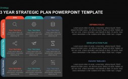 001 Exceptional Strategic Planning Ppt Template Free Picture  5 Year Plan One Page Account